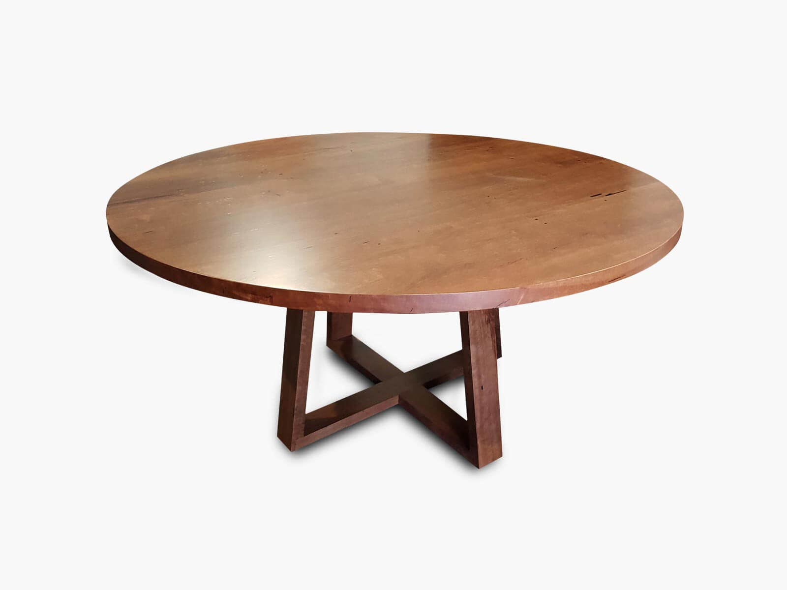 Timbeerwah-Round-Dining Timber Furniture