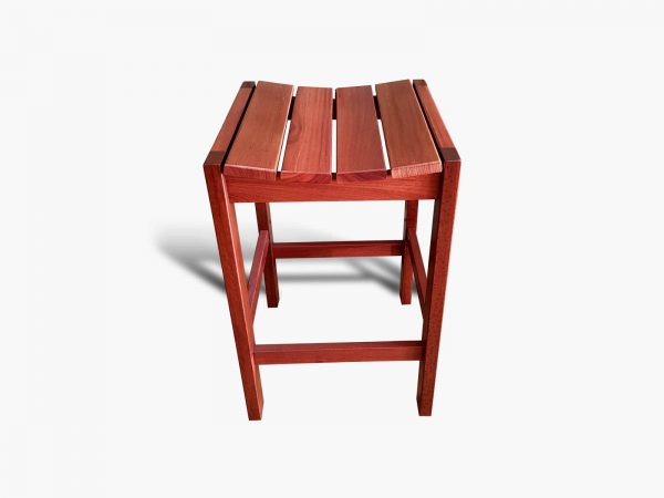 Yokine-Jarrah-Barstool-3 Timber Furniture