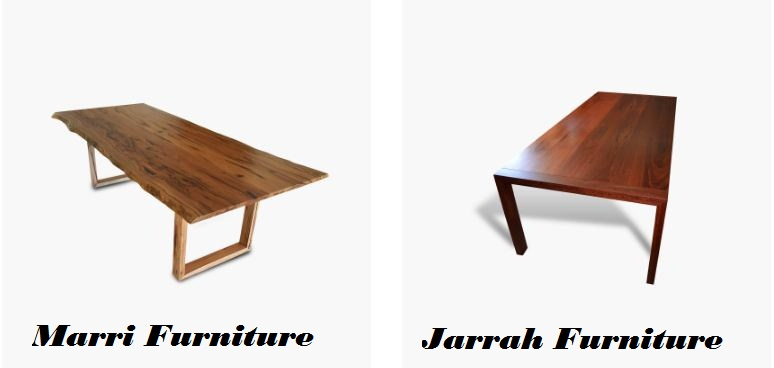 Marri Vs Jarrah Timber Furniture