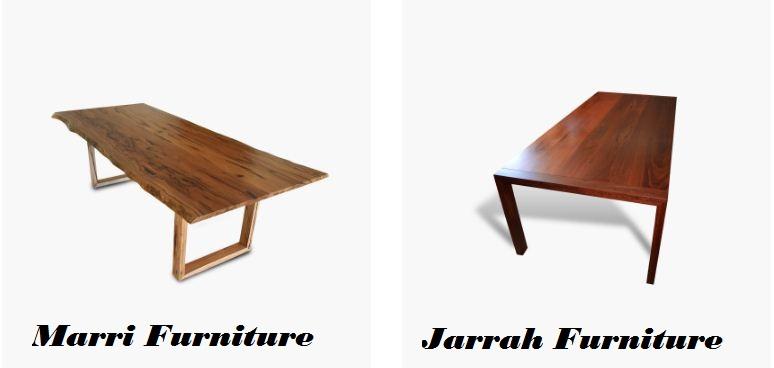 Marri Vs Jarrah Timber Furniture